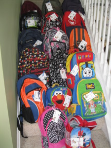 VBS Backpacks 2014