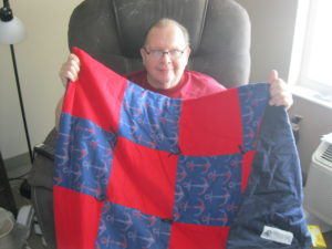Brunswick Pointe quilts